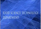 Department of Food Science & Technology